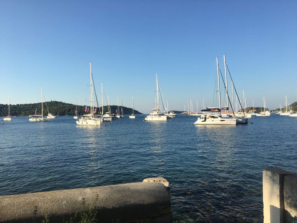 Vis Island Yoga Retreat Location Photos