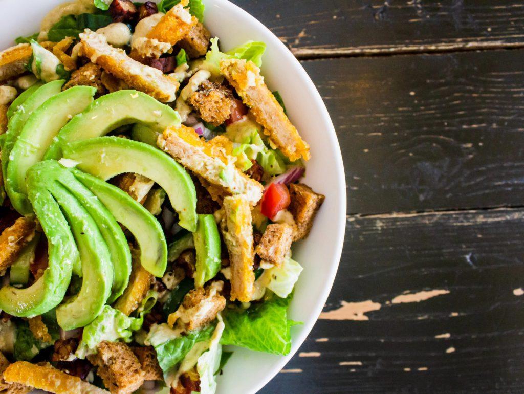 chicken-avocado-salad